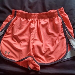 women small Under Armour shorts